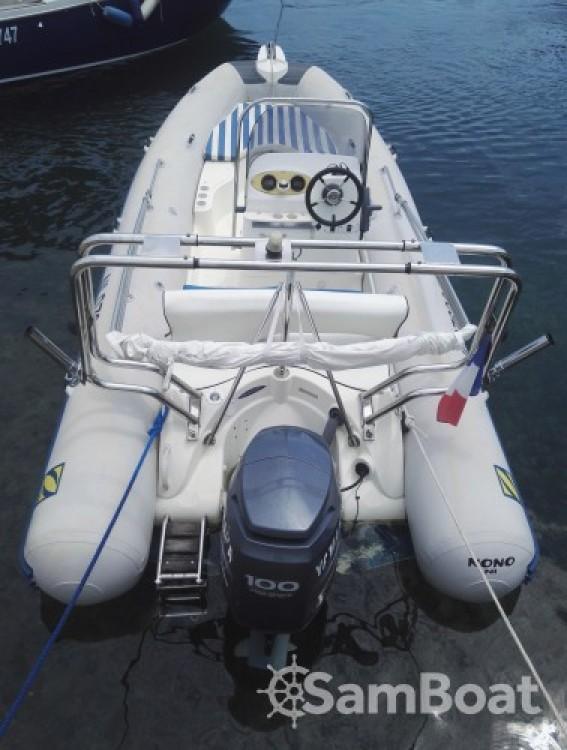 Location yacht à Antibes - Zodiac Medline sur SamBoat