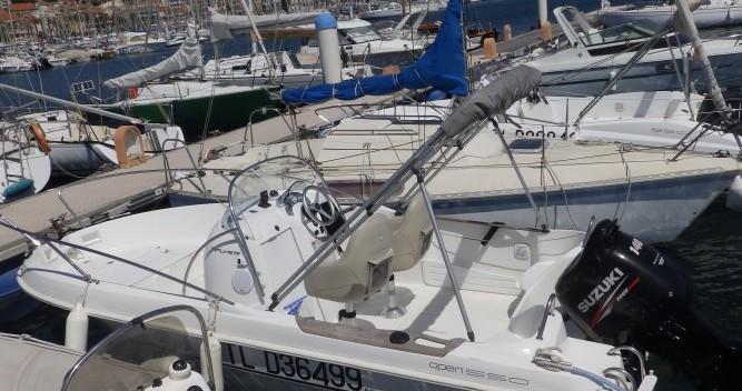 Location yacht à Bandol - Bénéteau Flyer 550 sur SamBoat