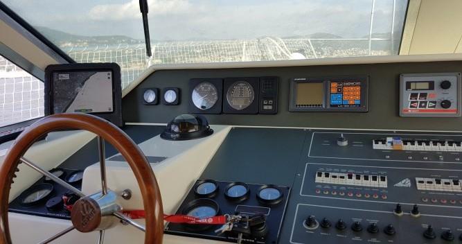 Azimut Azimut 37 Fly entre particuliers et professionnel à Port Grimaud