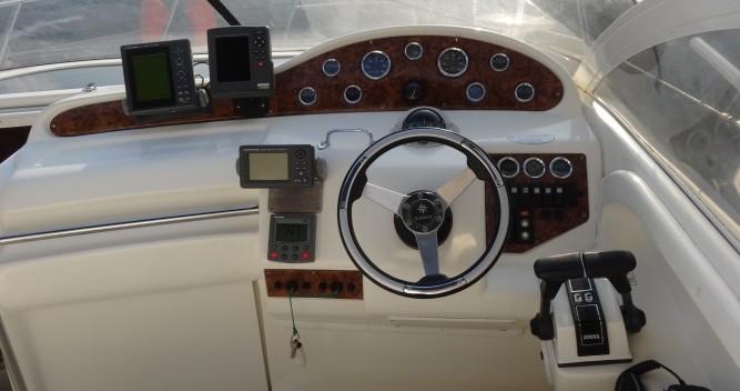Location yacht à Mandelieu-la-Napoule - Jeanneau gobbi 27 sport sur SamBoat