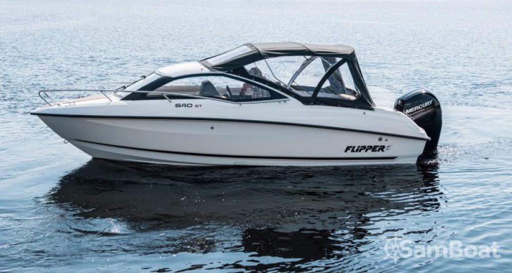 Louer Bateau à moteur avec ou sans skipper Flipper à La Rochelle