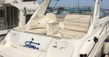 Location yacht à Six-Fours-les-Plages - Sea Ray Sea Ray 395 Sundancer sur SamBoat