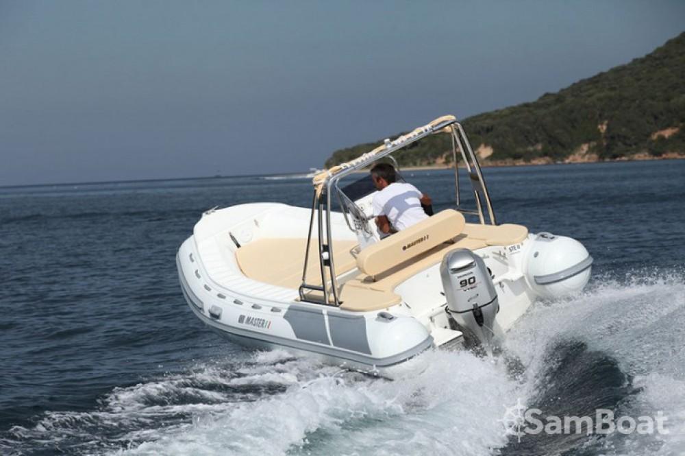 Location yacht à Porto-Vecchio - Master-Gomoni 540 sur SamBoat