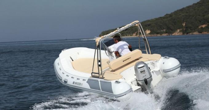 Location bateau Master 540 à Porto-Vecchio sur Samboat