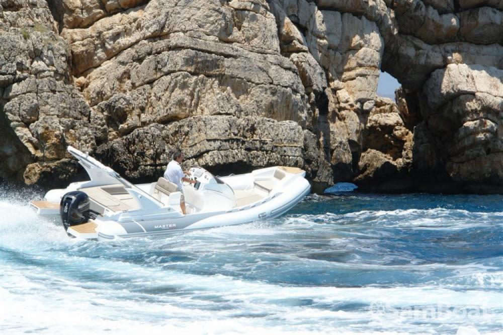 Location bateau Master Gommoni Master Gommoni 699 à Porto-Vecchio sur Samboat