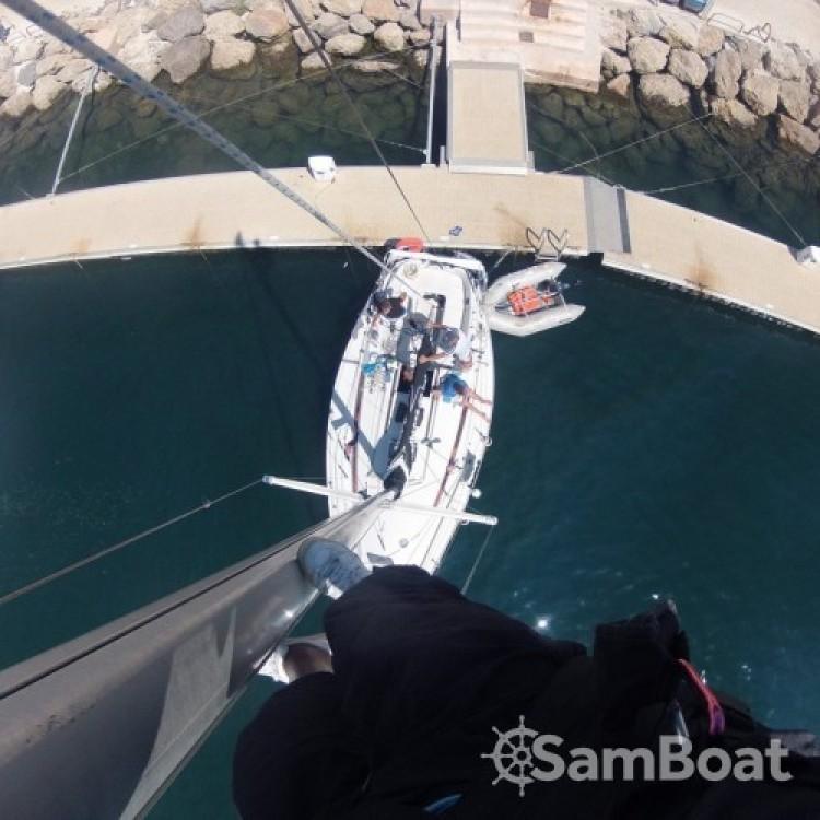 Location bateau Bonifacio pas cher Symphonie