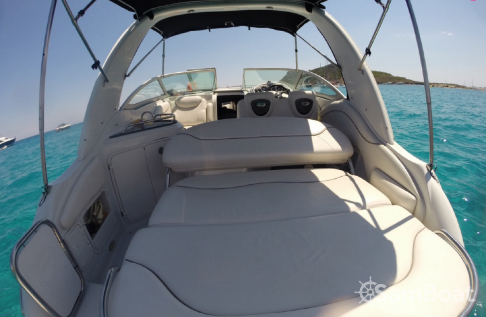 Location yacht à Antibes - Crownline Crownline 250 CR sur SamBoat