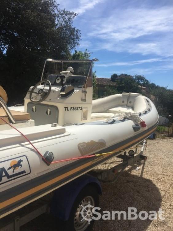 Location yacht à La Seyne-sur-Mer - Bwa Five Fifty Open sur SamBoat