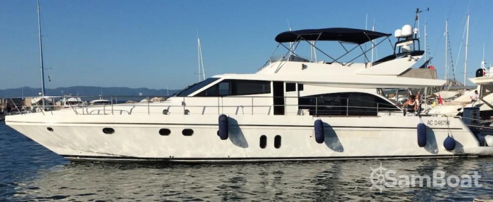 Louer Yacht avec ou sans skipper Guy Couach à Mandelieu-la-Napoule
