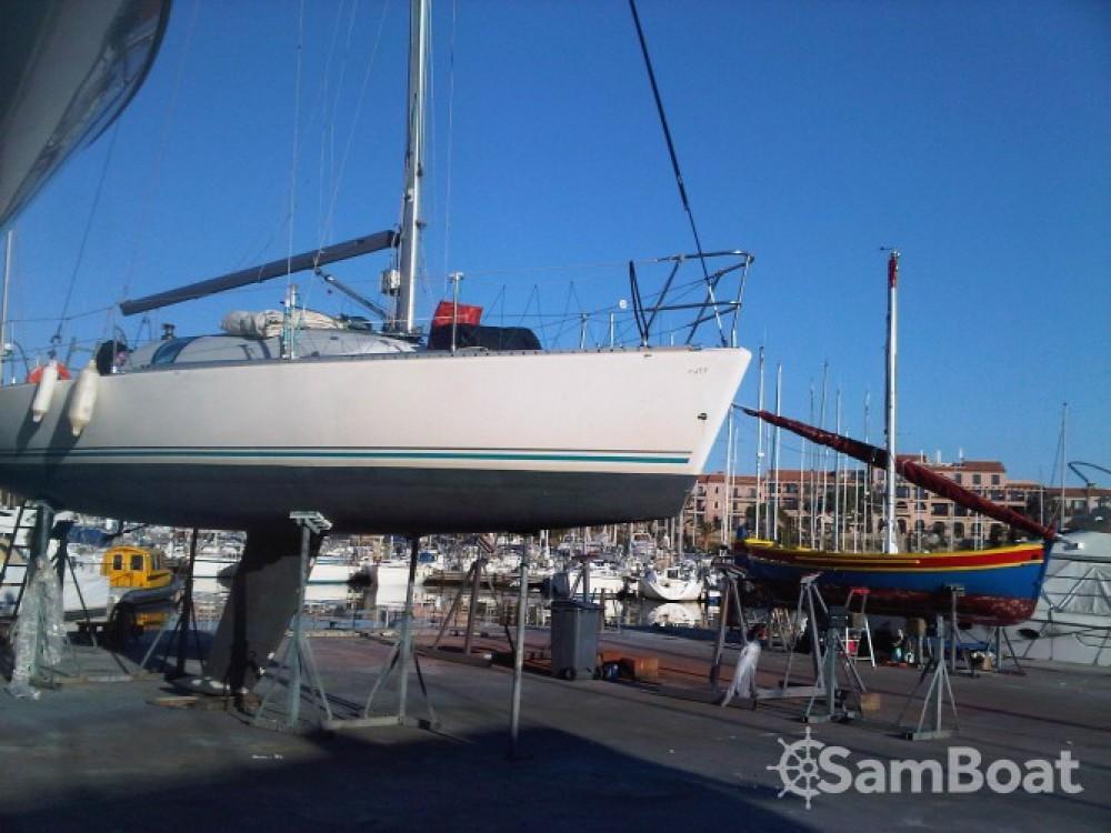 Location bateau Jeanneau Jod 35 à Saint-Mandrier-sur-Mer sur Samboat