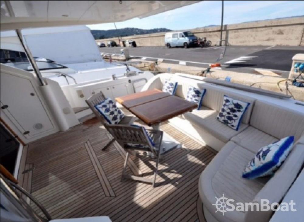 Location Yacht à Mandelieu-la-Napoule - Guy Couach Guy Couach 195 Fly