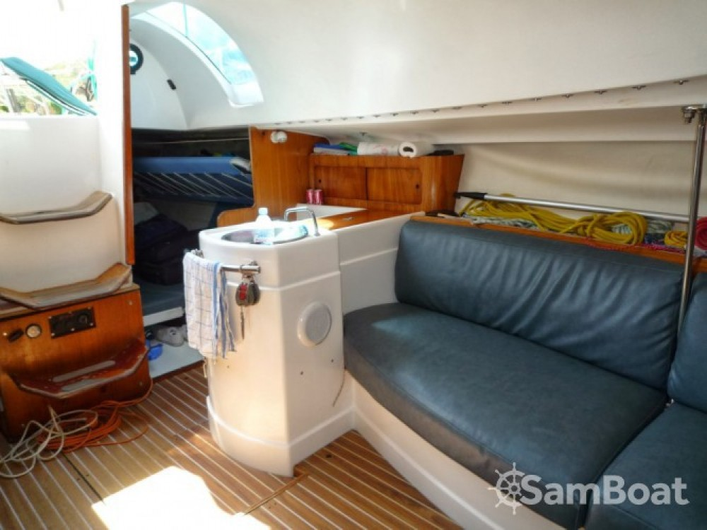 Location yacht à Saint-Mandrier-sur-Mer - Jeanneau Jod 35 sur SamBoat
