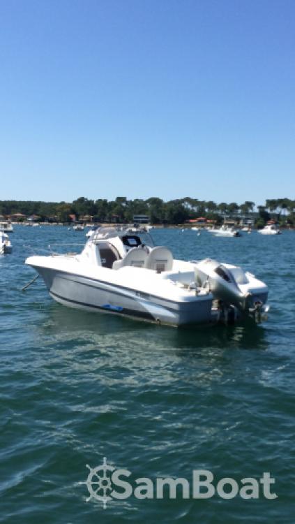 Location bateau Bénéteau Open à Lège-Cap-Ferret sur Samboat