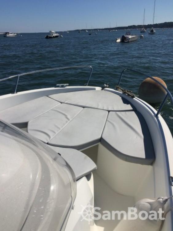 Location bateau Lège-Cap-Ferret pas cher Open