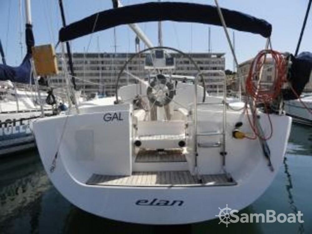 Location bateau ACI Marina Pula pas cher Elan 333