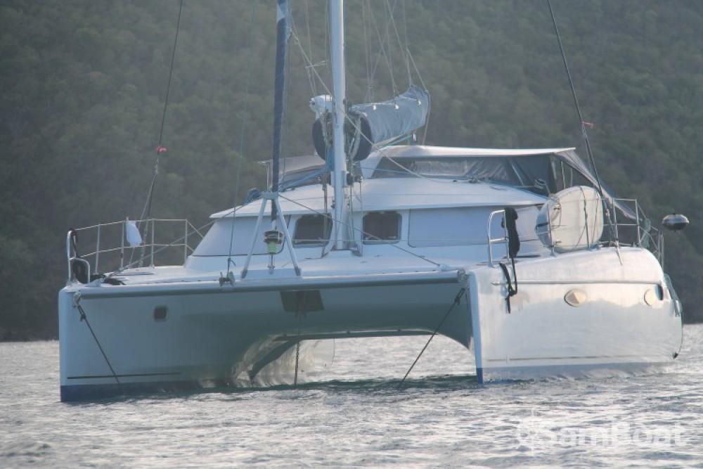 Location bateau Fountaine Pajot Lavezzi 40 à Pointe-à-Pitre sur Samboat
