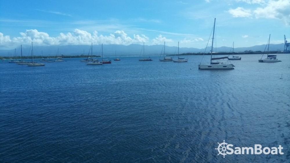 Location yacht à Pointe-à-Pitre - Fountaine Pajot Lavezzi 40 sur SamBoat
