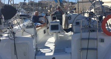 Location bateau Bénéteau Cyclades 50.5 à Il-Kalkara sur Samboat