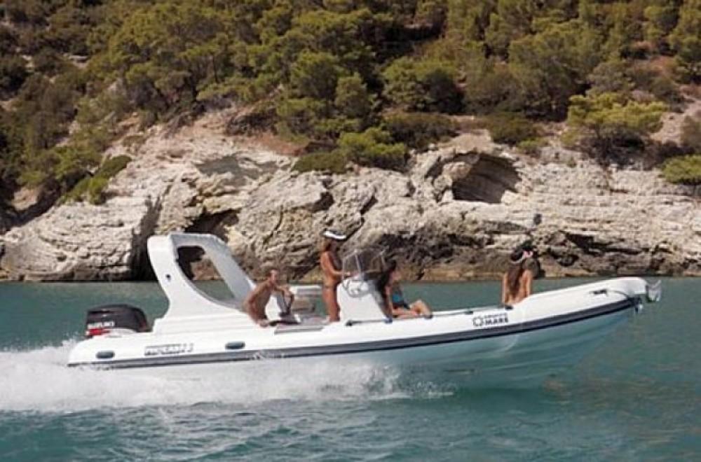 Louer Semi-rigide avec ou sans skipper Gruppo-Mare à Il-Kalkara