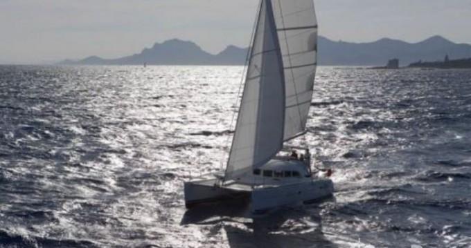 Location bateau Lagoon Lagoon 380 à Ibiza (Ville) sur Samboat