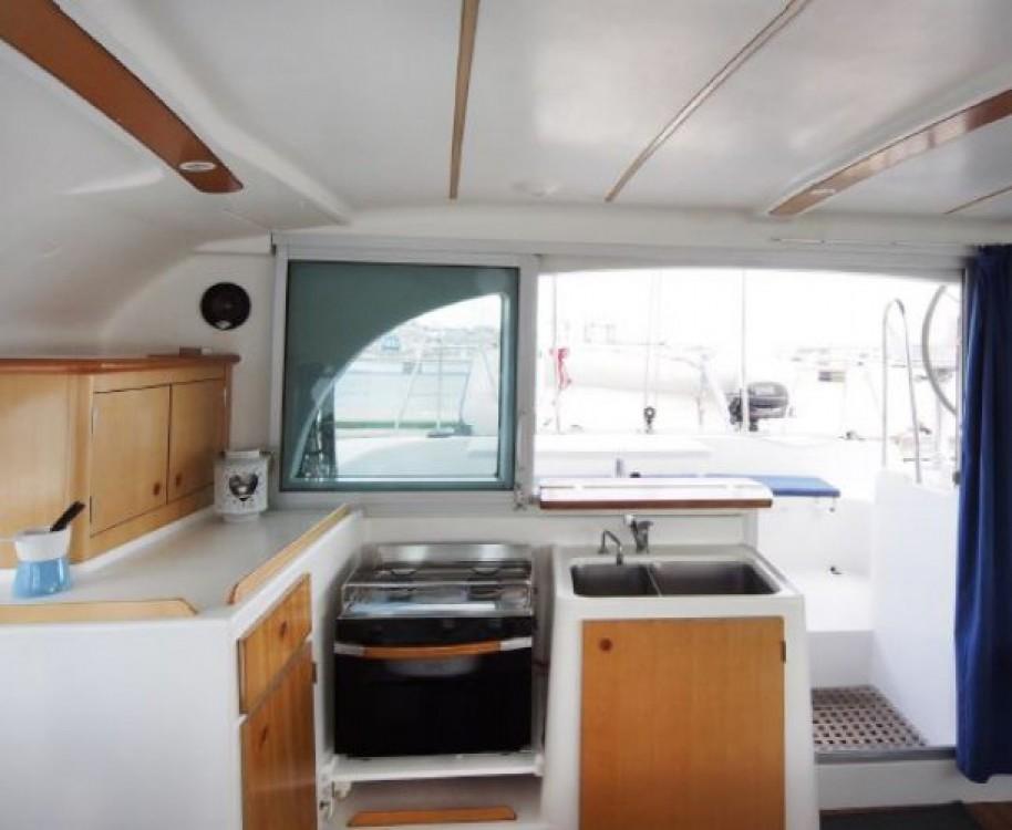 Location Catamaran à Ibiza city - Lagoon Lagoon 380