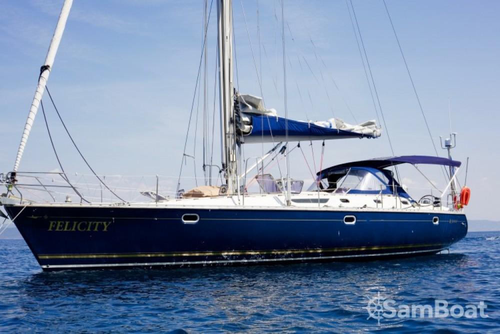 Rental yacht Calliaqua - Jeanneau Sun Odyssey 52.2 on SamBoat