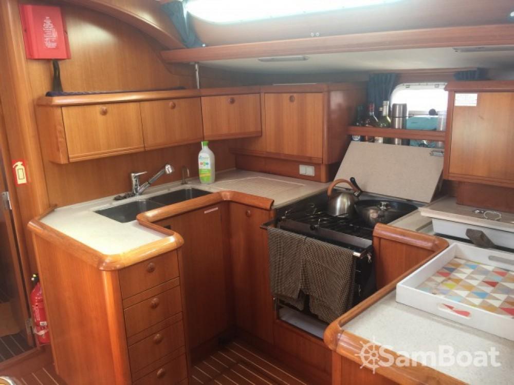 Rent a Jeanneau Sun Odyssey 52.2 Calliaqua