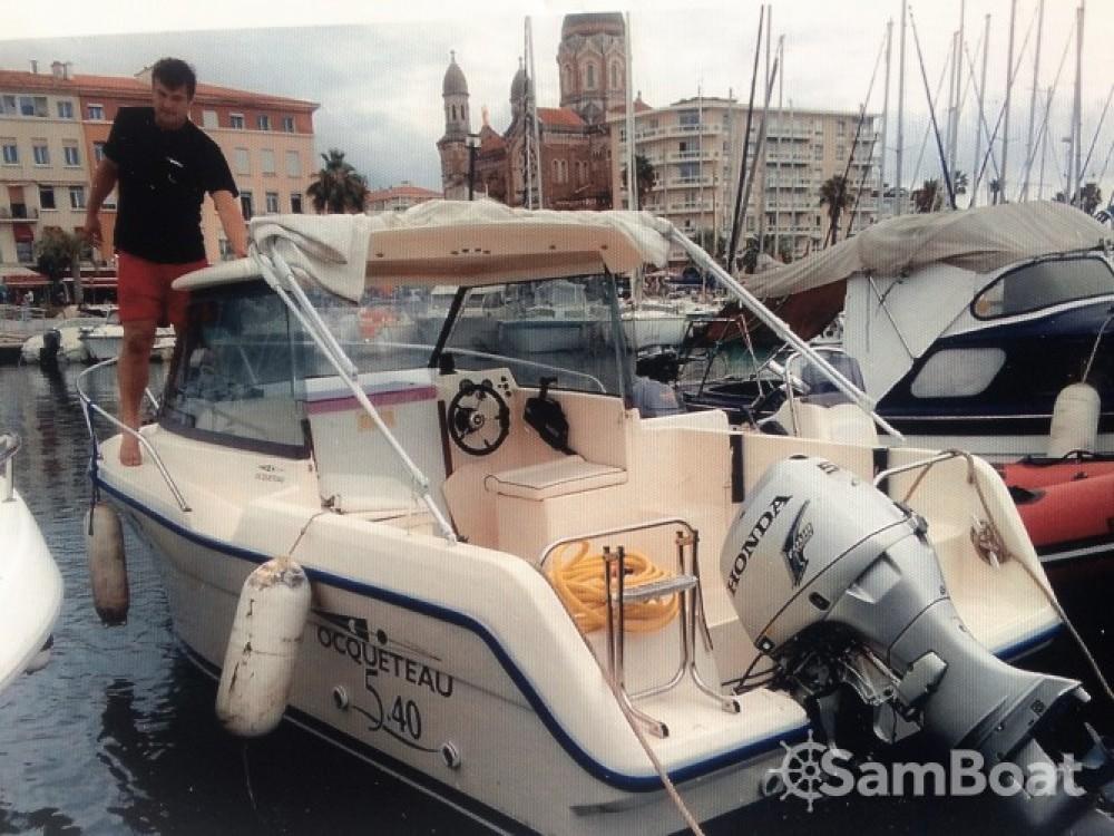 Location bateau Saint-Raphaël pas cher Alienor 540