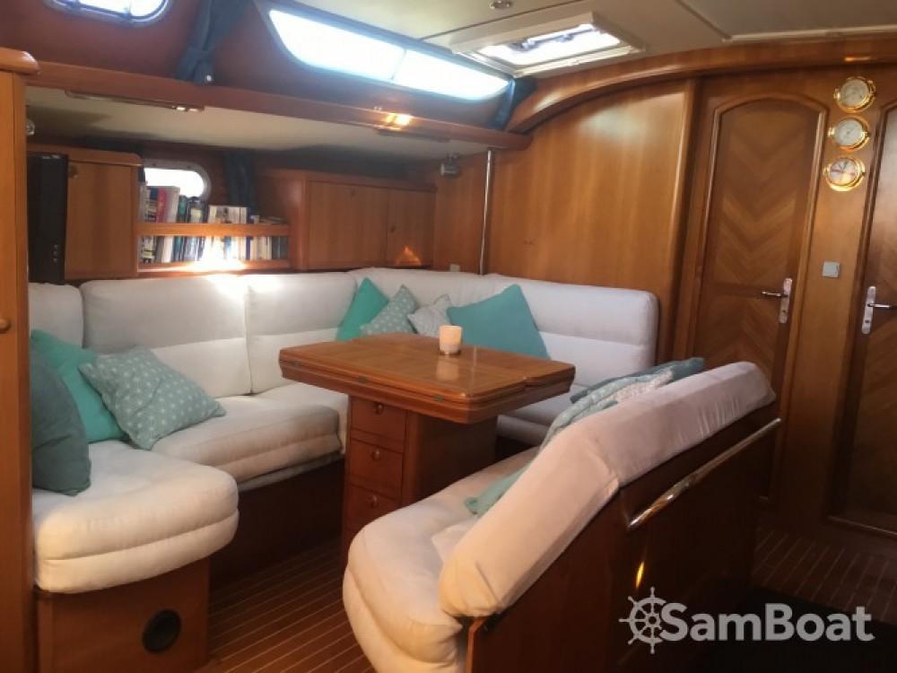 Boat rental Calliaqua cheap Sun Odyssey 52.2