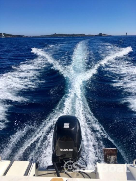 Motorboot mieten in Hyères - Balt Balt 640 wa