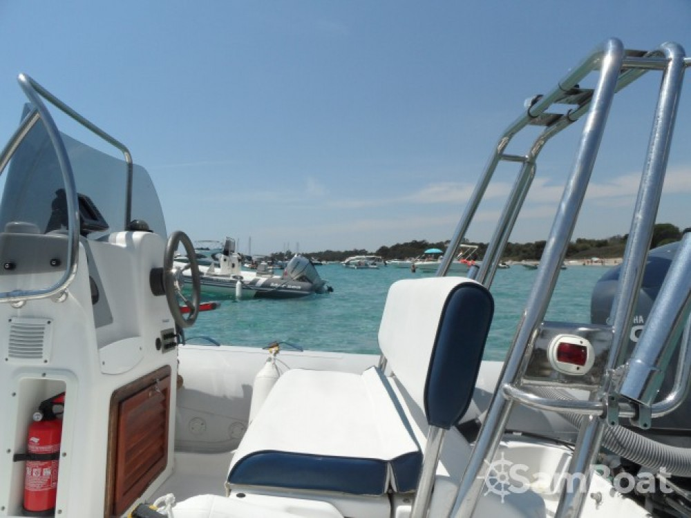 Location bateau Capelli Tempest 500 à Hyères sur Samboat