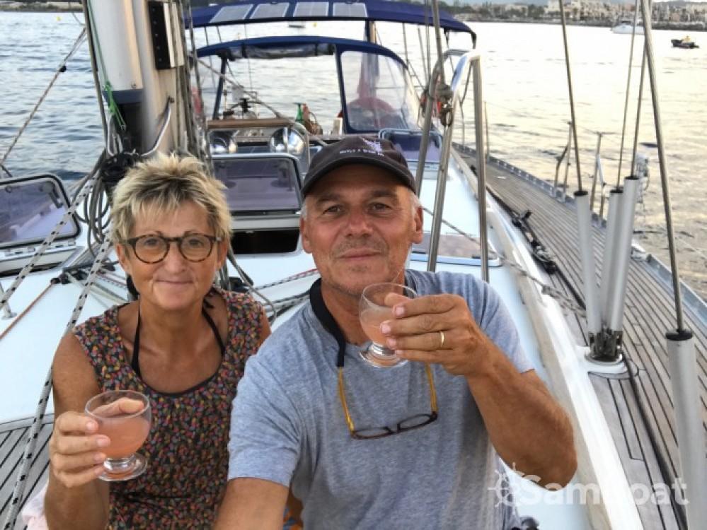 Jeanneau Sun Odyssey 52.2 between personal and professional Calliaqua