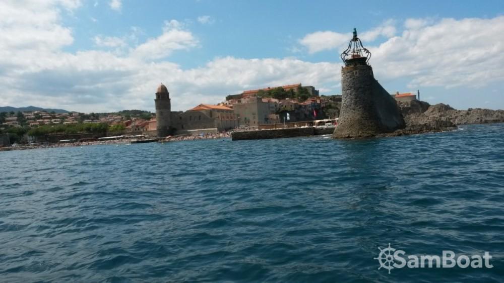 Location yacht à Banyuls-sur-Mer - Rascala Open 650 sur SamBoat