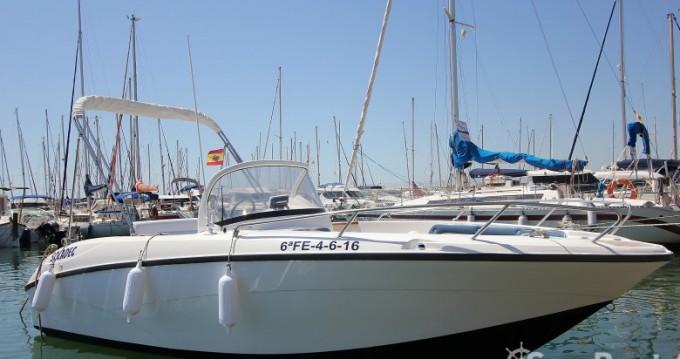 Location Bateau à moteur à Barcelone - Quicksilver Quicksilver 600 Commander