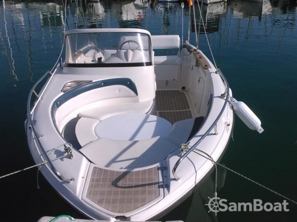 Noleggio yacht Port esportiu del Masnou - Quicksilver Quicksilver 600 Commander su SamBoat