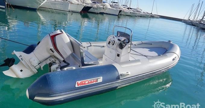 Location bateau Hyères pas cher Valiant 500 Confort