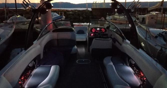 Malibu WAKESTTER 247 SLV entre particuliers et professionnel à Thonon-les-Bains