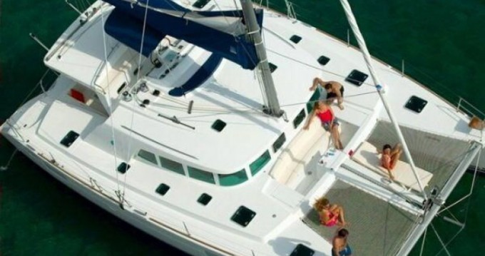 Location bateau Ta' Xbiex pas cher Lagoon 440