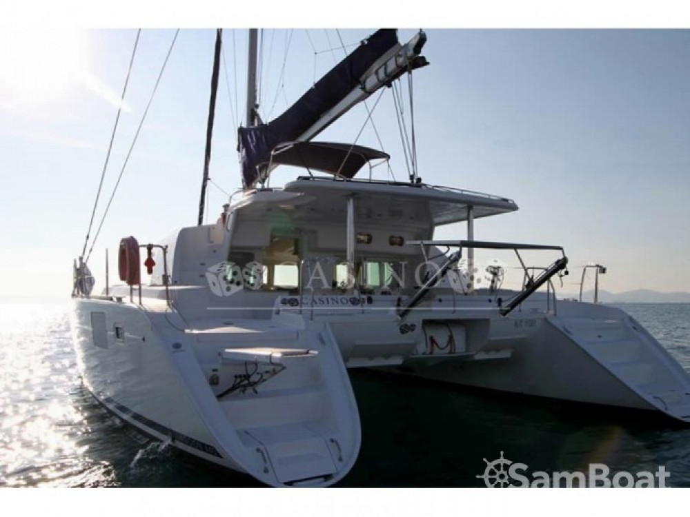 Location yacht à Μαρίνα Αλίμου - Lagoon Lagoon 450 sur SamBoat