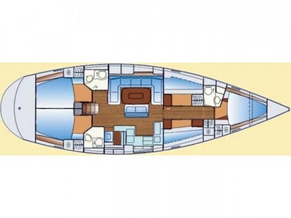 Bavaria Bavaria 50 Cruiser entre particuliers et professionnel à Cos