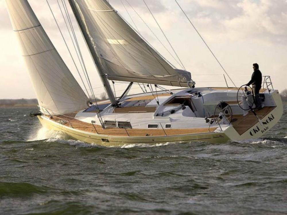 Location bateau Μαρίνα Αλίμου pas cher Hanse 430 E