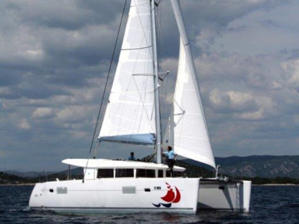 Location yacht à Marina de Alimos - Lagoon Lagoon 400 sur SamBoat