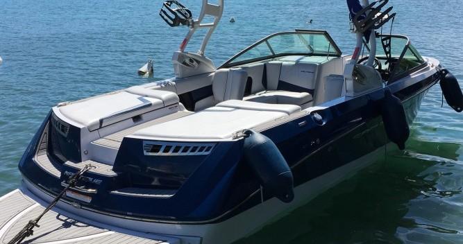 Location yacht à Annecy - Nautique Correct Craft Super Air Nautique 230 sur SamBoat