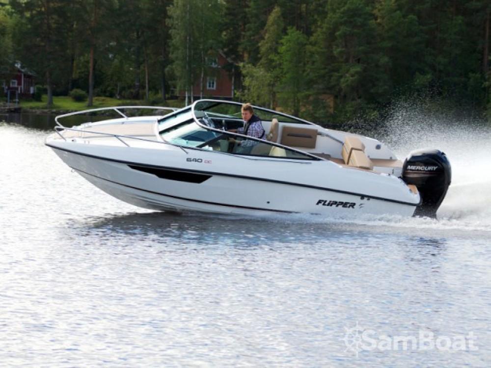 Location bateau Bella Flipper 640 DC à Marina Zadar sur Samboat