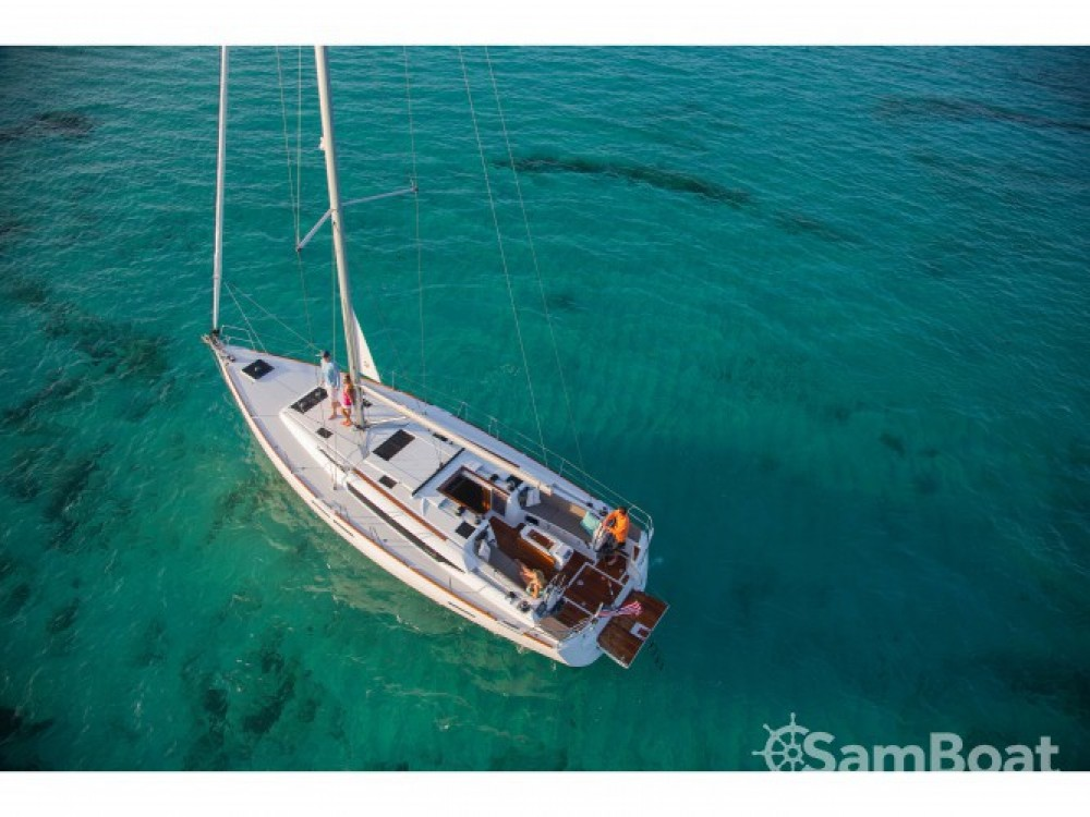 Jeanneau Sun Odyssey 479 entre particuliers et professionnel à Marina Kaštela