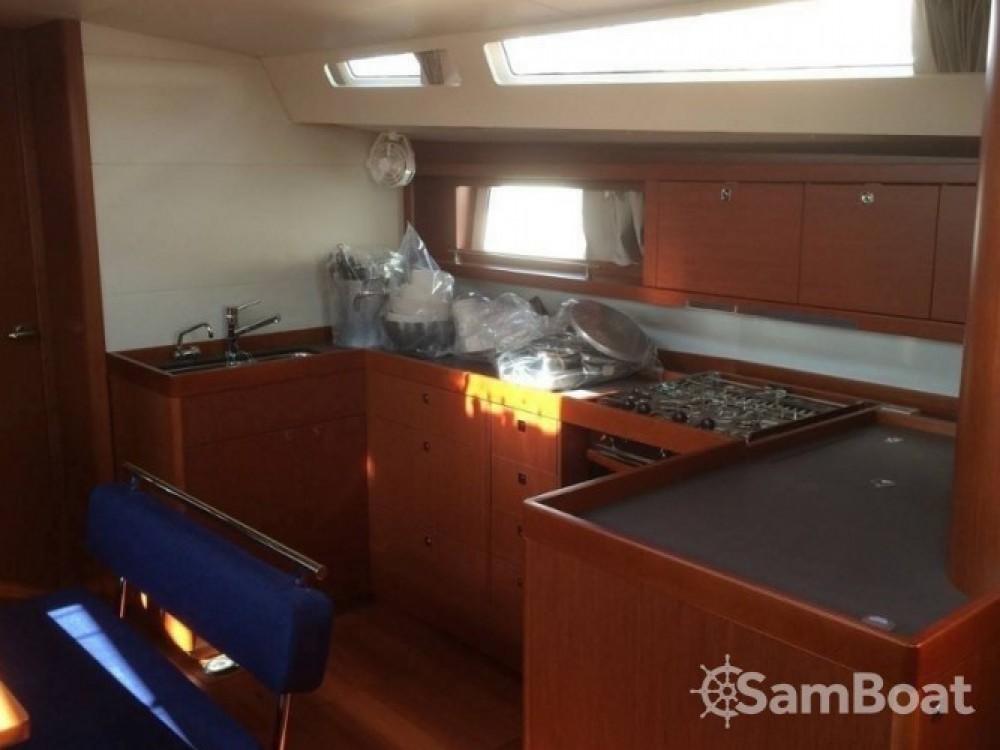 Location yacht à Furnari - Bénéteau Oceanis 48 sur SamBoat