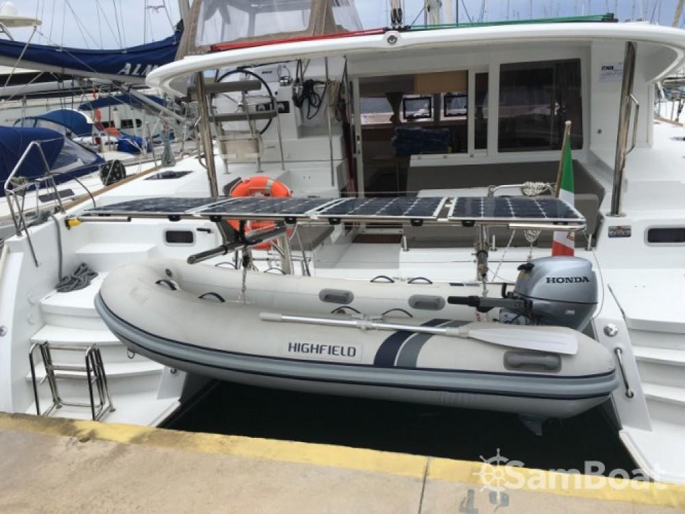 Louer Catamaran avec ou sans skipper Lagoon à Marina d'Arechi