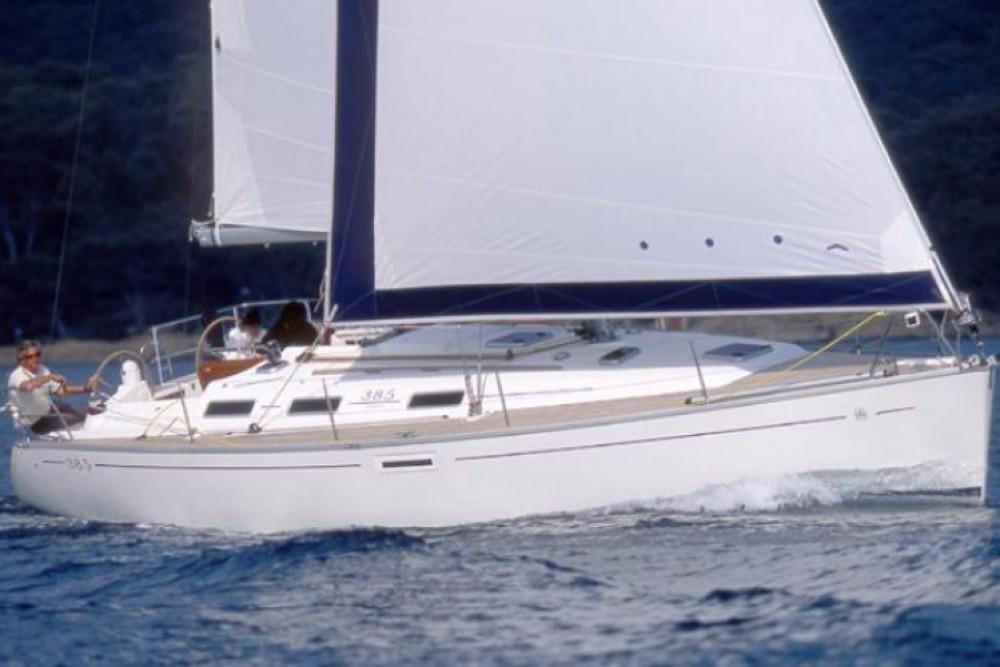 Location bateau Leucade pas cher Dufour 385