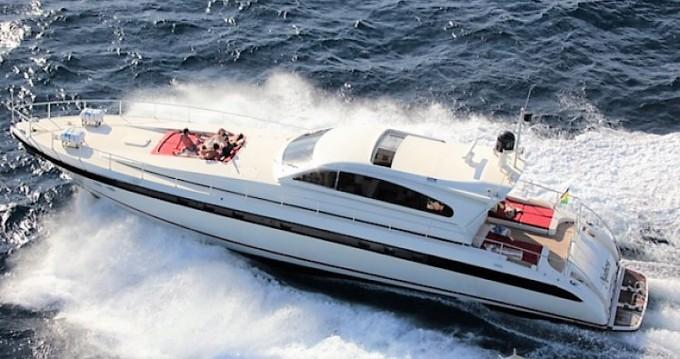 Location Yacht Arno Leopard avec permis