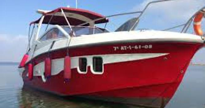 Verhuur Motorboot Lexsia met vaarbewijs